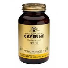 cayenne, solgar, feel healthy