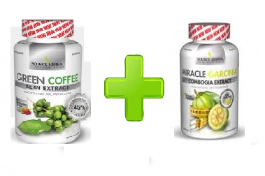 Garcinia cambogia and green coffee bean together reviews for batman