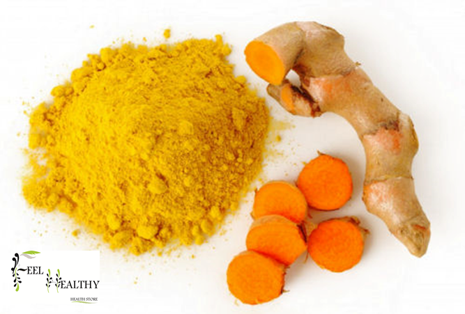 turmeric, feel healthy, bio curcumin