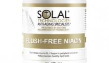 Solal Flush Free Niacin Slow Release Vitamin B 3