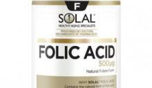 Solal Folic Acid