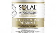Solal Full Spectrum Vitamin E